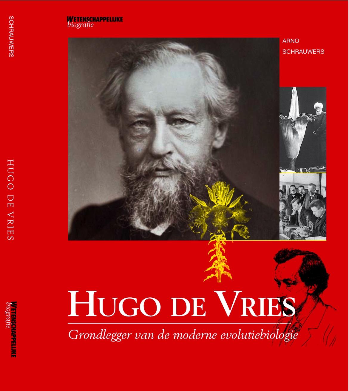 Biografie Hugo de Vries