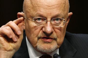 NSA-baas James Clapper (foto Reuters)