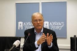 CBP-voorzitter Jacob Kohnstamm