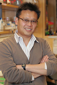 dr.Wendell Lim (universiteit van Californië, San Fransisco)