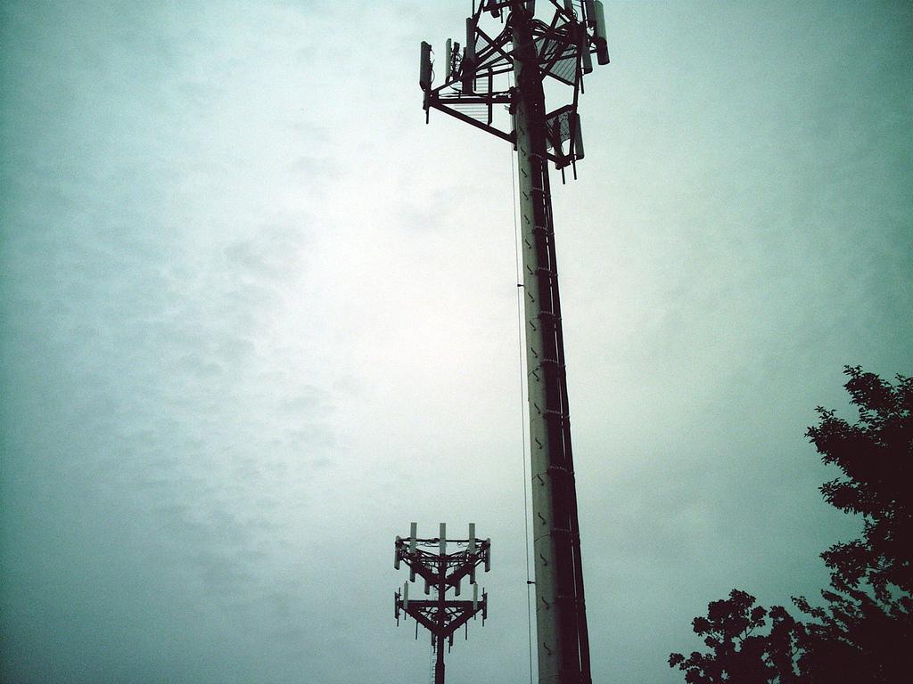Telecom-masten