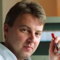 De Duitse stamcelexpert Oliver Brüstle