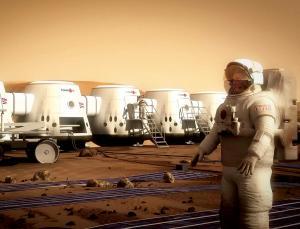 Enkeltje Mars (foto Mars One)