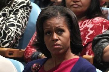 Michelle Obama's pg gestolen